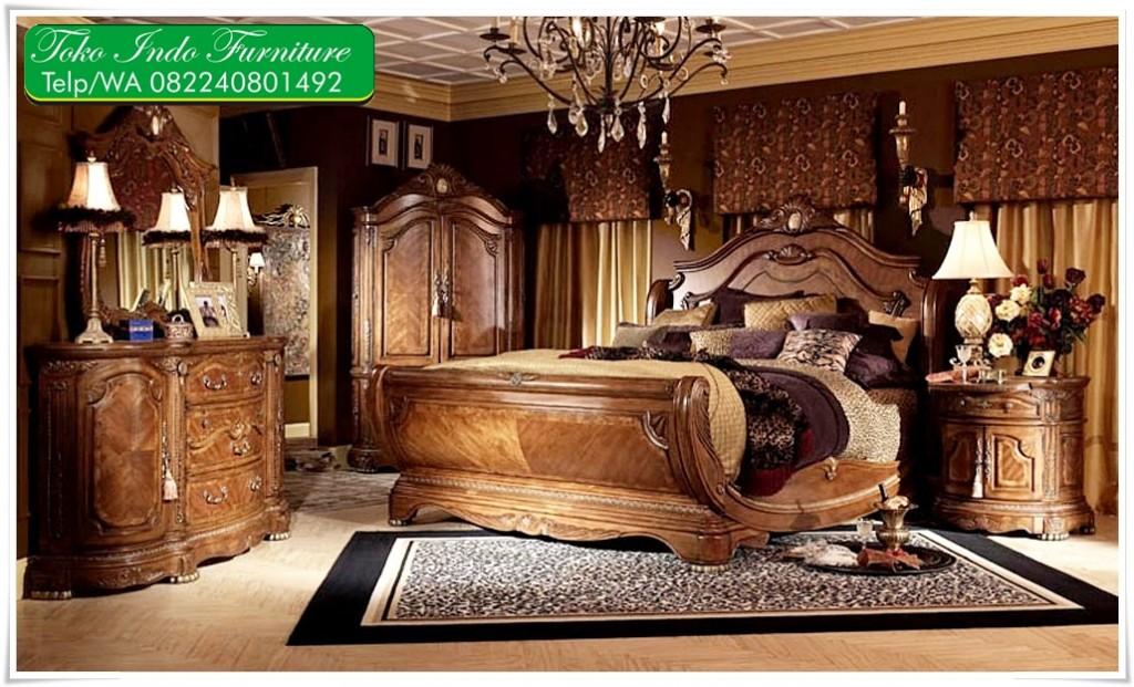 Kamar Set Klasik Cortina